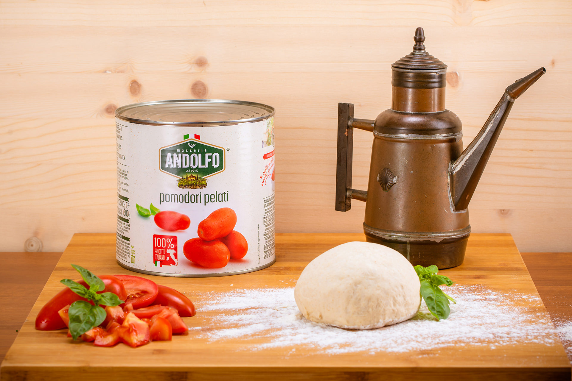 Masseria Andolfo - Food Service Pomodori pelati