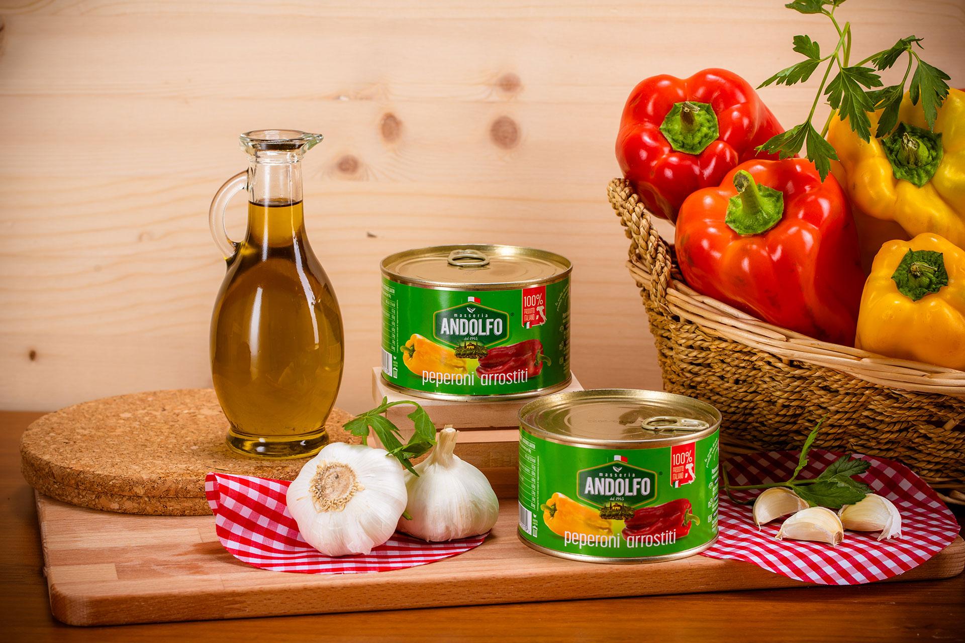 Masseria Andolfo - Peperoni Arrostiti