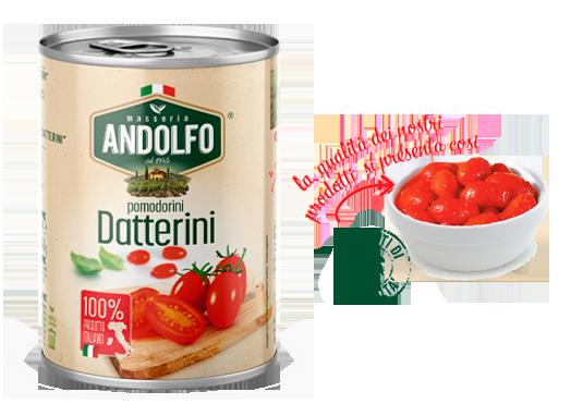 Masseria Andolfo - Pomodorini Datterini