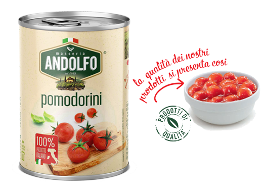 Masseria Andolfo - Pomodorini